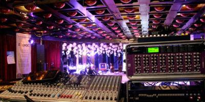 Комплект звука для сцены